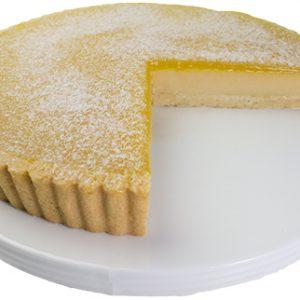 Lemon Curd Tart 28cm  Large  Gateaux Tarts 28cm