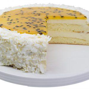 Passion Mango Mousse  Large  Gateaux Fruit Cakes