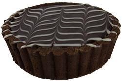 Chocolate Tart 10cm  Individual  Delights Tarts 10cm